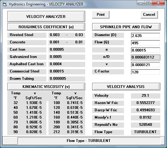 Fire Sprinkler Hydraulic Calculation And Design Software